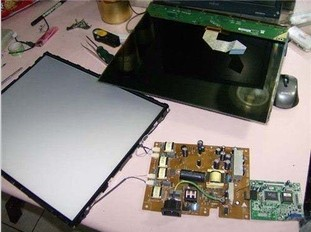 液晶电视导光板的图片